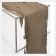 Console Table CONTINUO by BRICALE™ - Venice Briccola wood and glass
