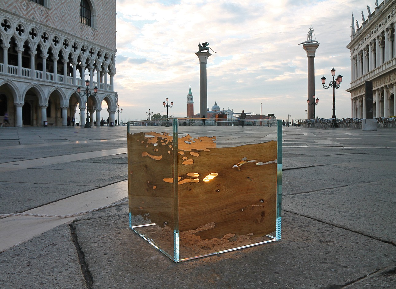 CONTINUO collection @ Venice Design Week 2015